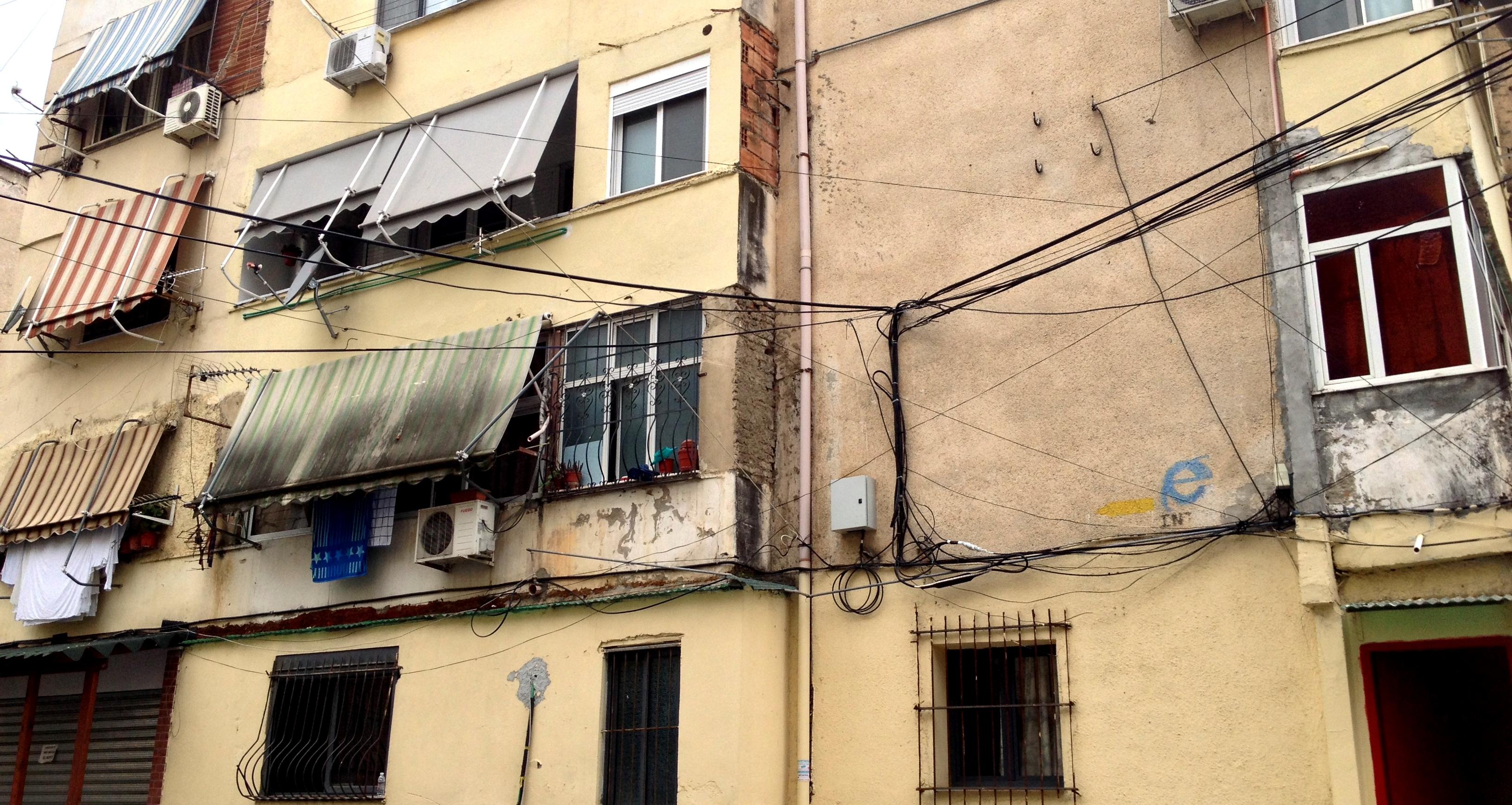 Logement bon marché Tirana Albanie