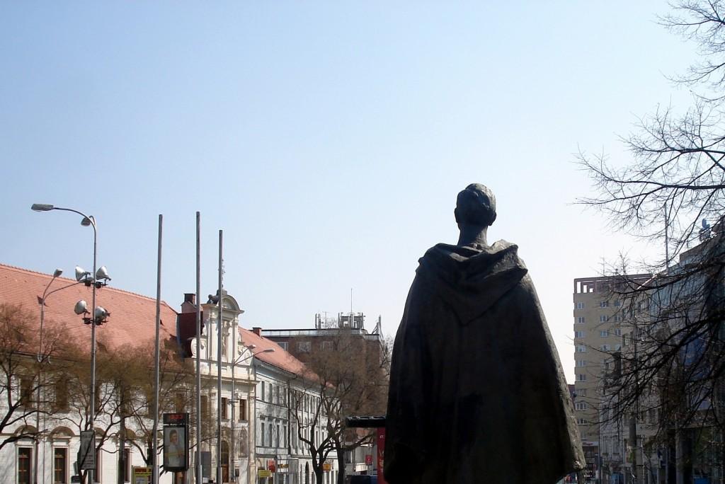 City trip à Bratislava en Slovaquie