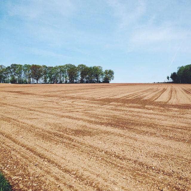 Paysages entre Ardenne et Gaume en Belgique