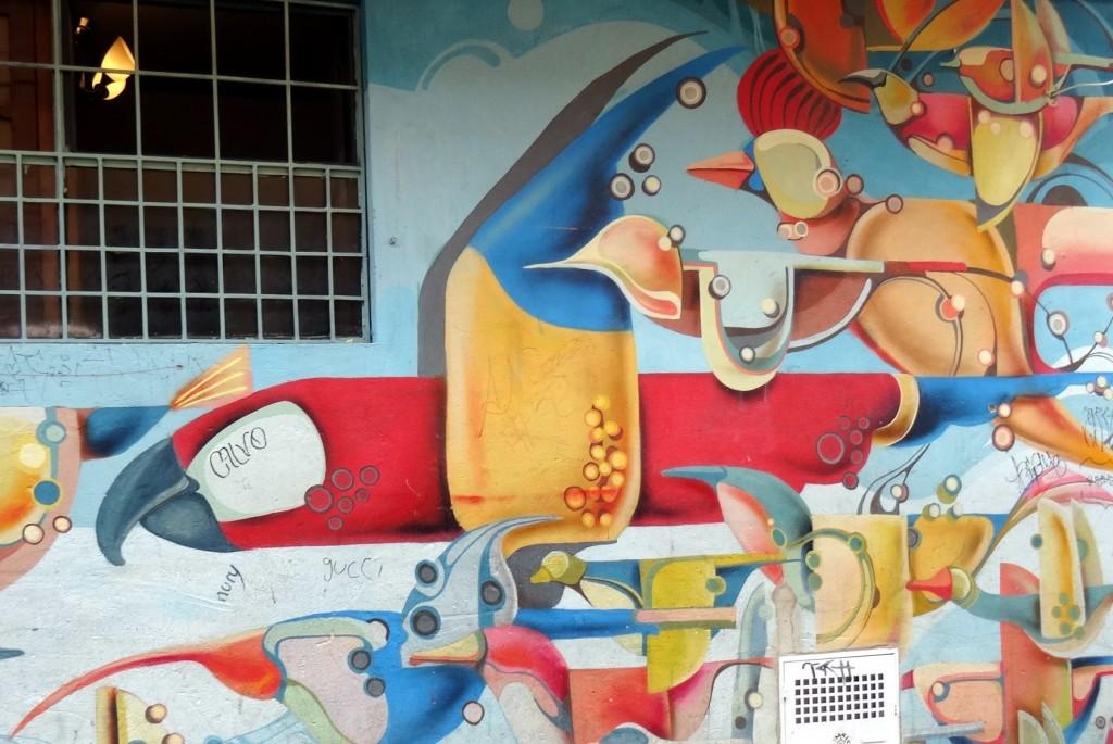 Bogota Graffiti Tour Streetart in Colombia
