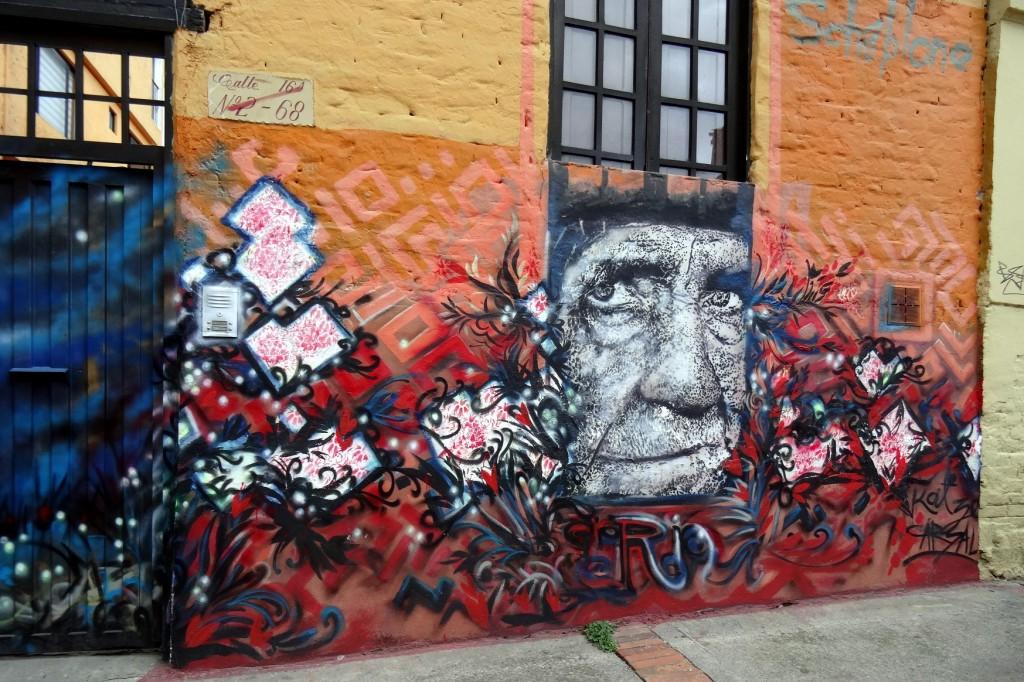 Bogota Graffiti Tour - Cookie et Attila 14