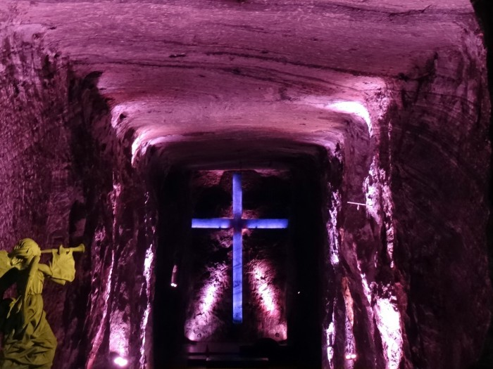 Cathédrale de Sel - Colombie - Cookie et Attila 8
