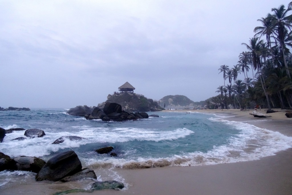 Se loger en hamac à Cabo San Juan Tayrona en Colombie