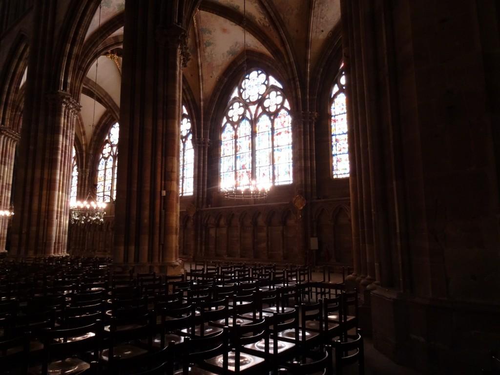 Vitraux de la cathédrale Notre-Dame de Strasbourg