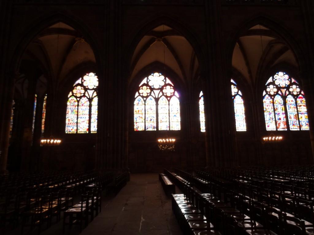 Cathédrale de Strasbourg -Cookie et Attila 13a