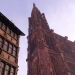 Maison Kammerzell et cathédrale Notre-Dame de Strasbourg