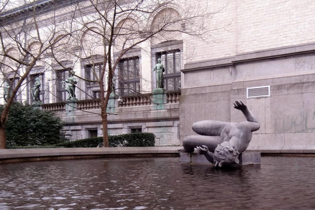 Bruxelles froide mais belle - Cookie et Attila 17