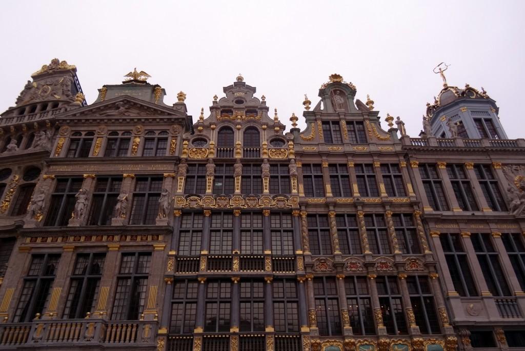Bruxelles froide mais belle - Cookie et Attila 4
