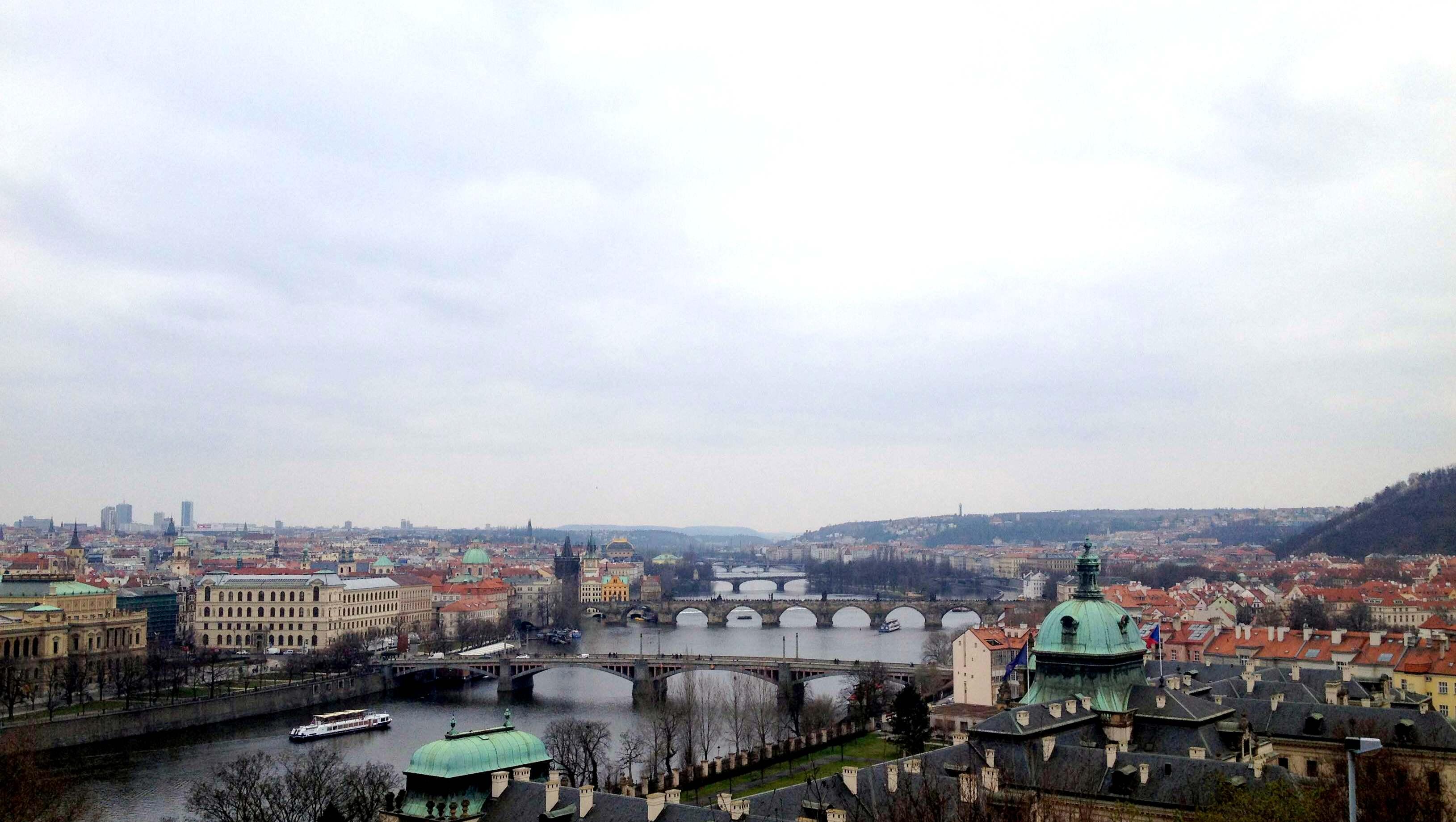 Ma nouvelle vie à Prague