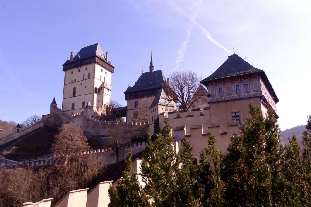 Randonnée en république tchèque - Cookie et Attila 2