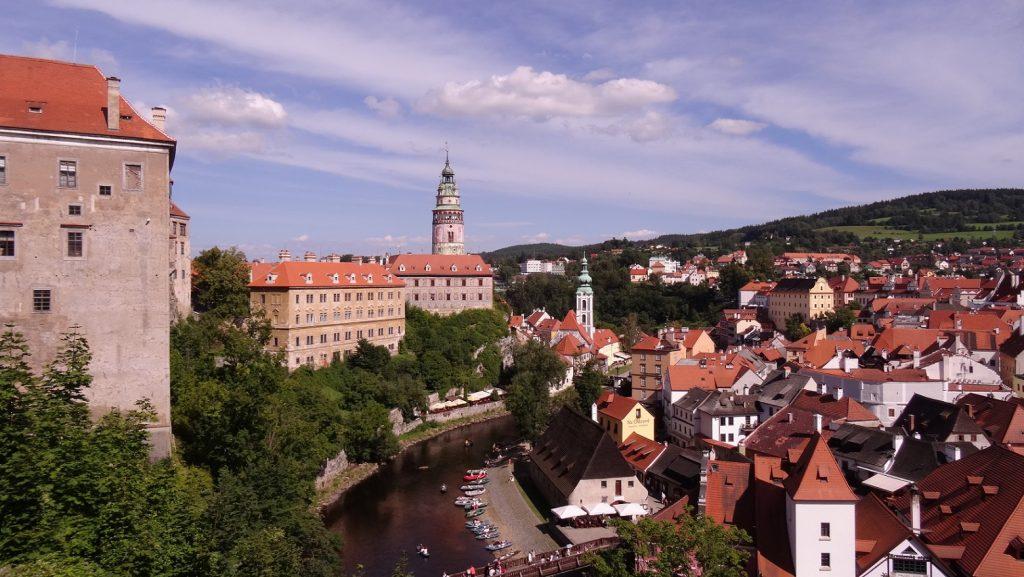Cesky Krumlov, à faire en République Tchèque