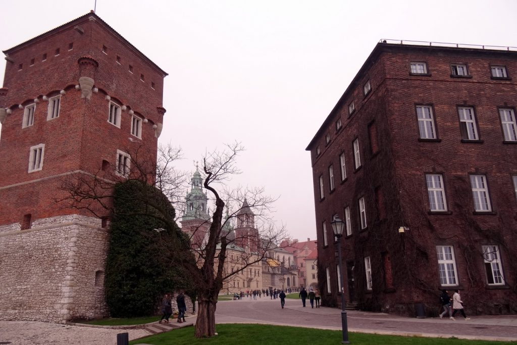 Château de Cracovie