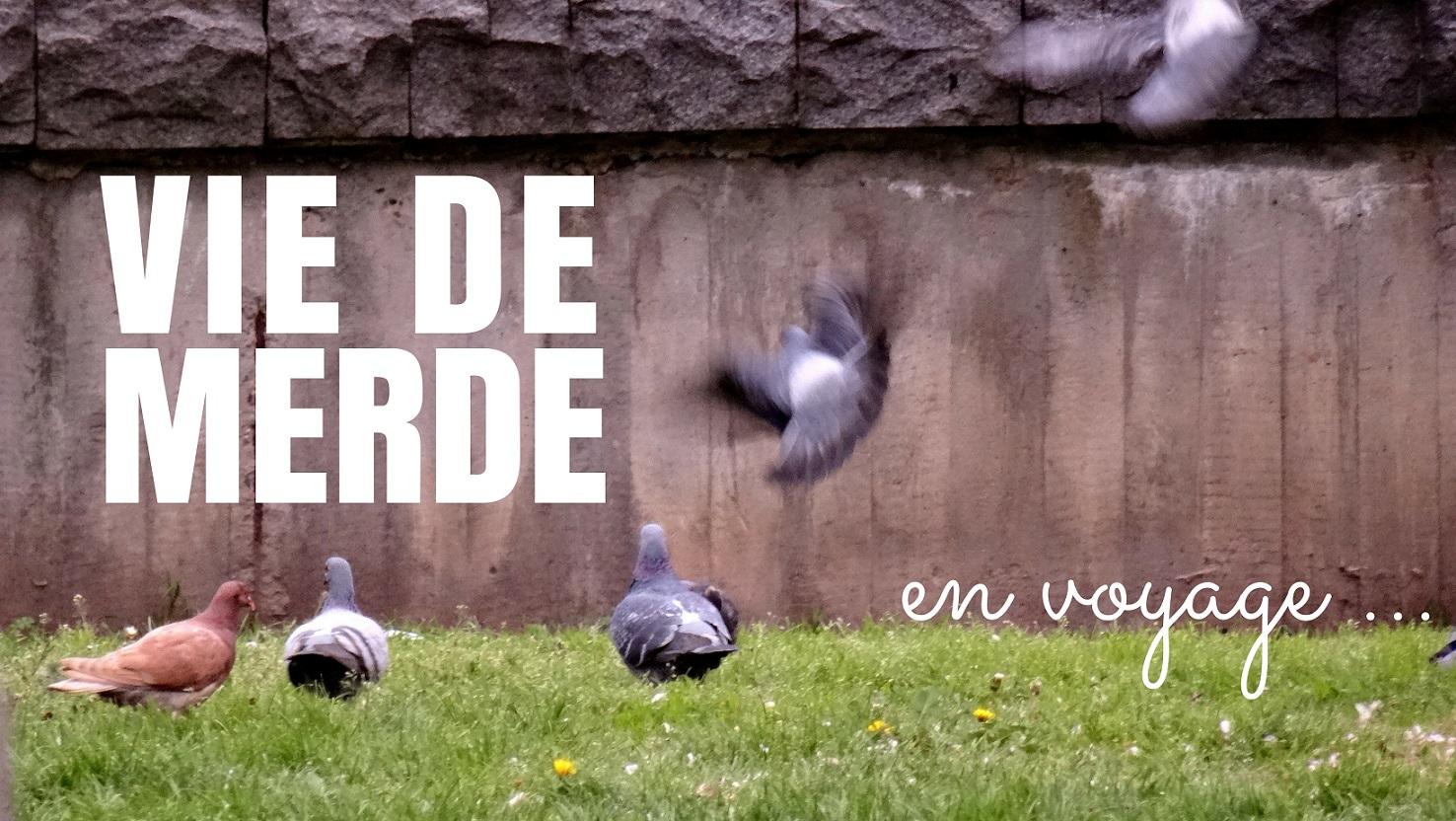 #VieDeMerde en voyage