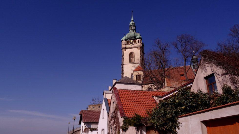 Eglise de Melnik en République Tchèque