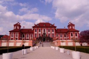Château Troja à Prague, République Tchèque