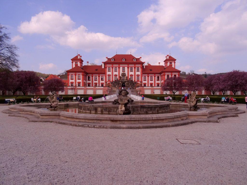 Château Troja Prague - Cookie et Attila 7