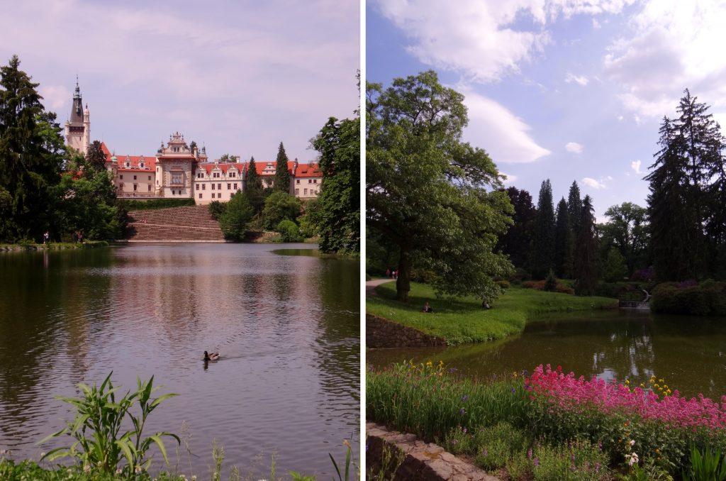 Pruhonice Parc à quelques mibnutes de Prague