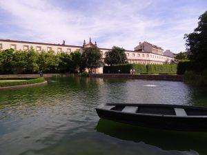 Parc Wallenstein Valdštejnská zahrada
