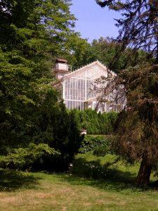 Botanical garden Konopiste