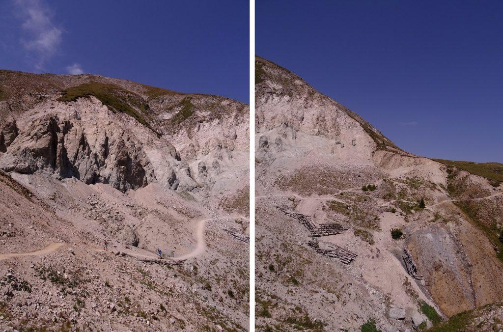 Sentiers de randonnée dans le Tyrol du Sud (Merano, Falzeben)