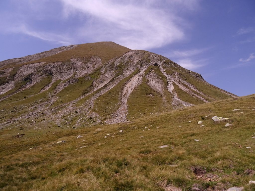 Montagne du Tyrol du Sud