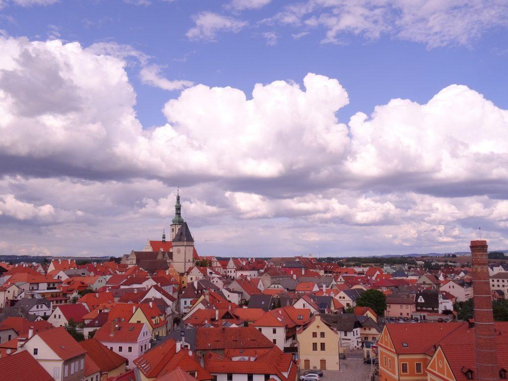 Tabor, small village in Czech Republic
