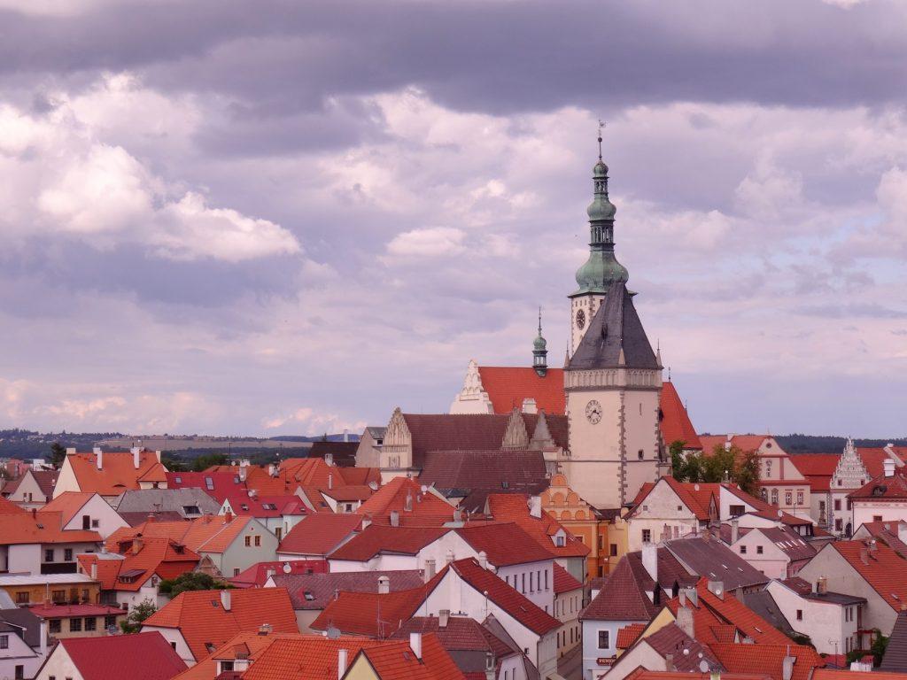 Eglise de Tabor en République Tchèque