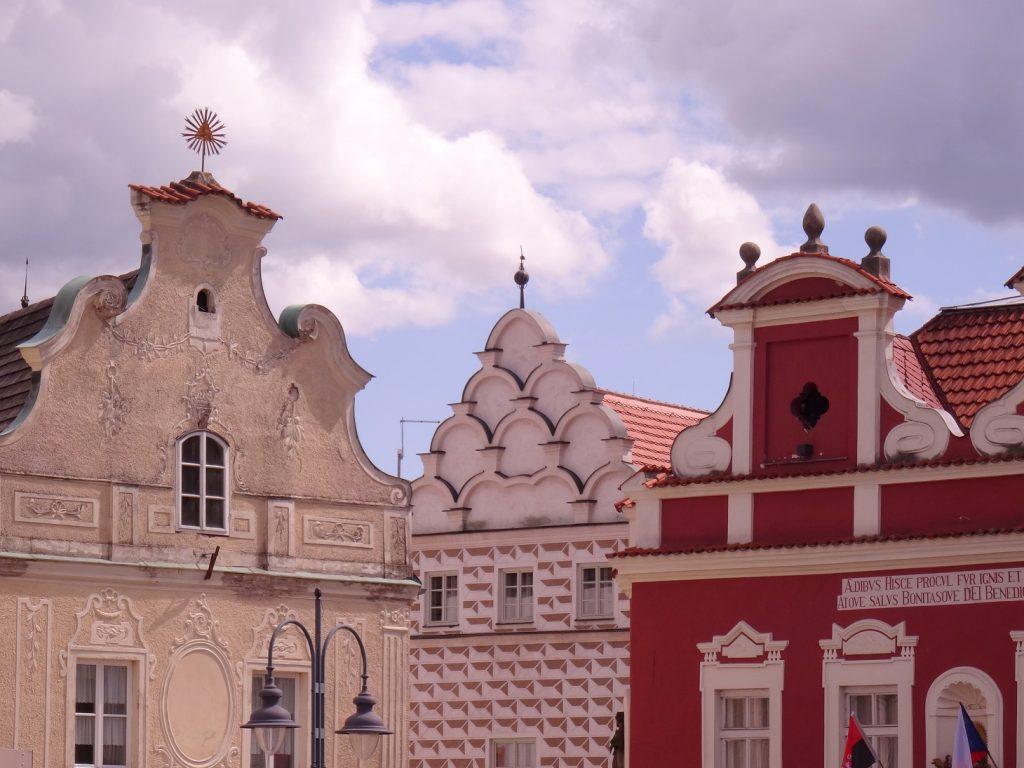 L'architecture en République Tchèque, Tabor