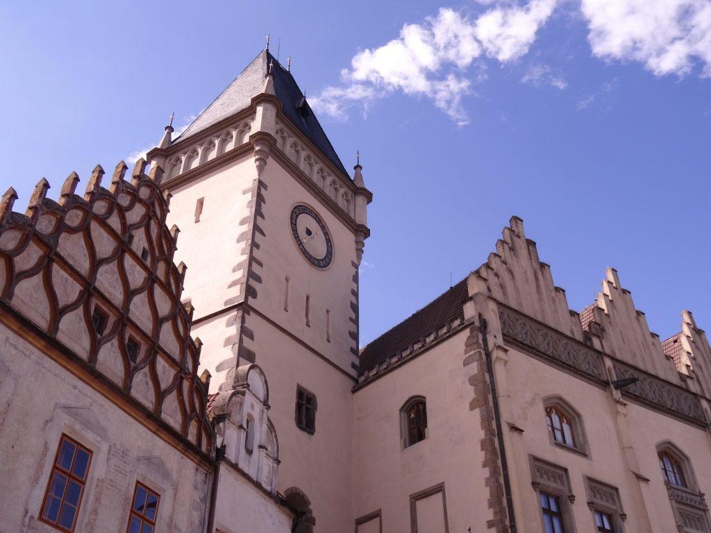 Tabor en République Tchèque