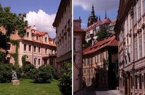 Les coins cacheés de Mala Strana: Valdštejnská