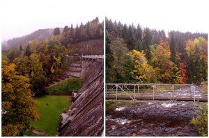 Le barrage de Spindleruv Mlyn