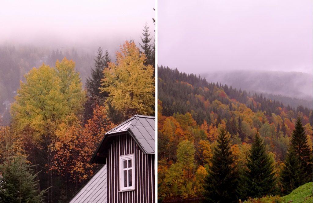Spindleruv Mlyn et ses forêts