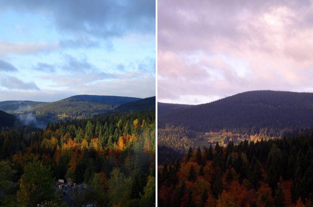 Spindleruv Mlyn et ses montagnes
