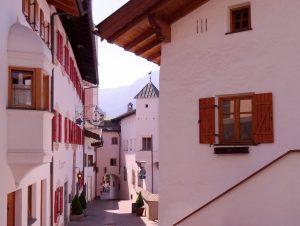 Rues colorées de Kastelruth - Castelrotto