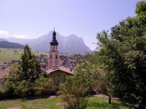 Kastelruth - Castelrotto dans le Tyrol du Sud en Italie