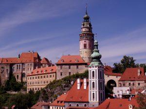 Journée romantique à Prague