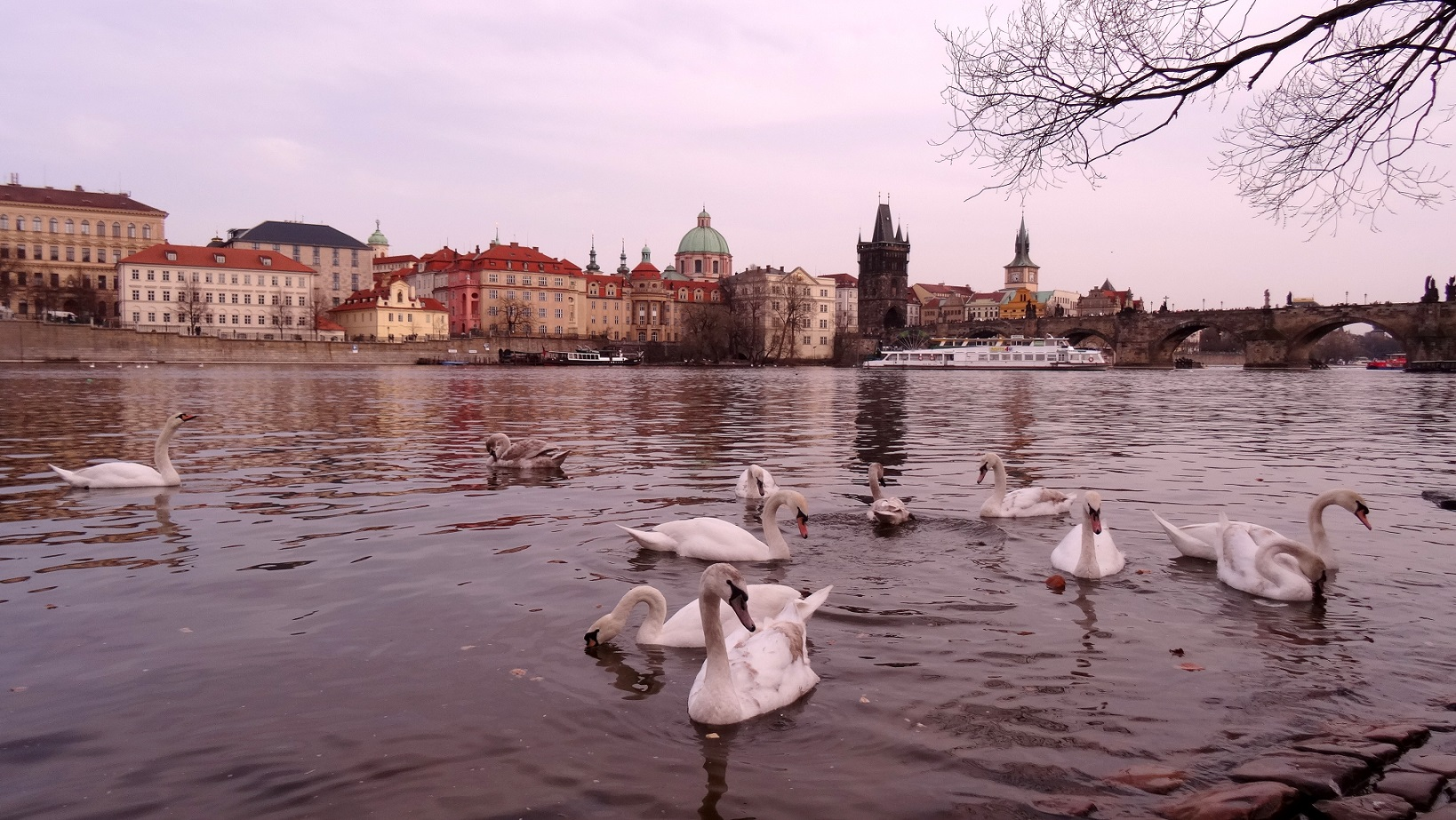 Un weekend romantique à Prague
