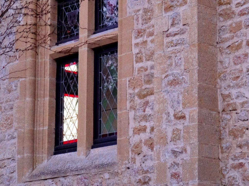 Jolie lumière à l'abbaye d'Orval
