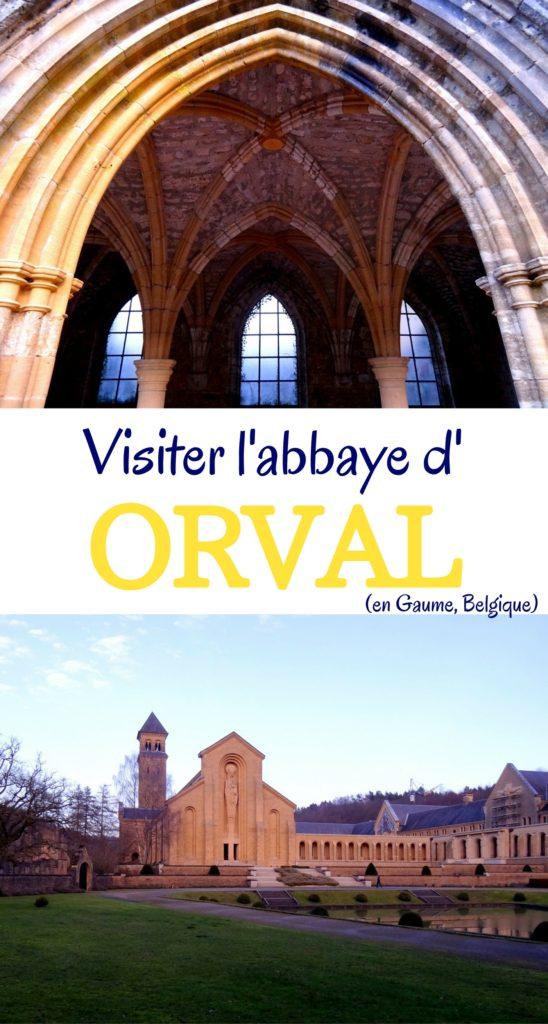L'abbaye d'Orval, en Gaume, ouvre ses portes au public pour la visite de ruines et de musées. Suivez le guide pour une promenade forte en Histoire. Promenade en Gaume, Belgique - Belgium
