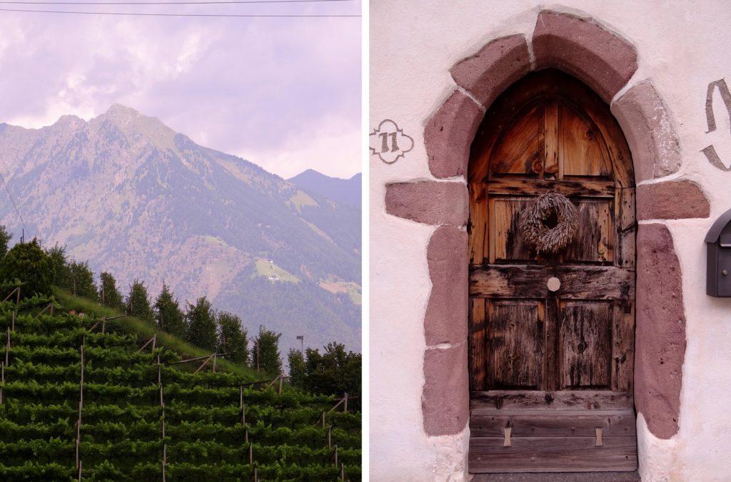 Beauté de Marlengo en Italie