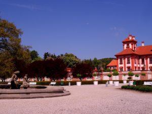 Le château de Troja à Prague, République Tchèque - Troja Castle in Czech Republic