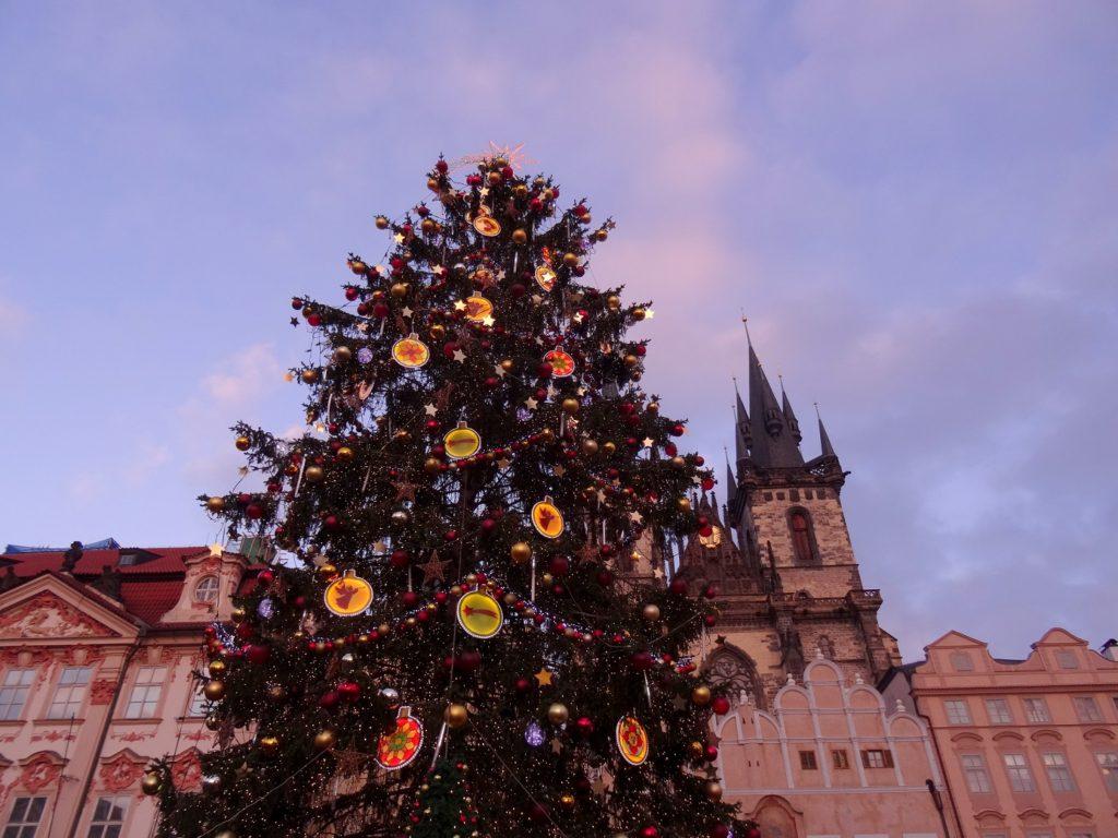 les marchés de Noël de Prague en République Tchèque