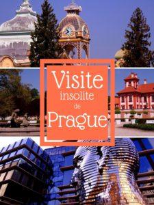 Visite insolite de Prague : lieux incontournables en dehors des sentiers battus (moins connus et donc moins touristiques) selon une Pragoise d'adoption ! Que faire à Prague?