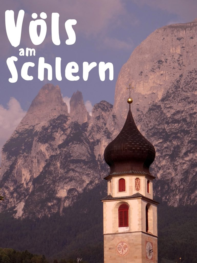 Visitez Völs am Schlern dans le Tyrol du Sud en Italie