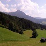 Les alentours de Völs am Schlern