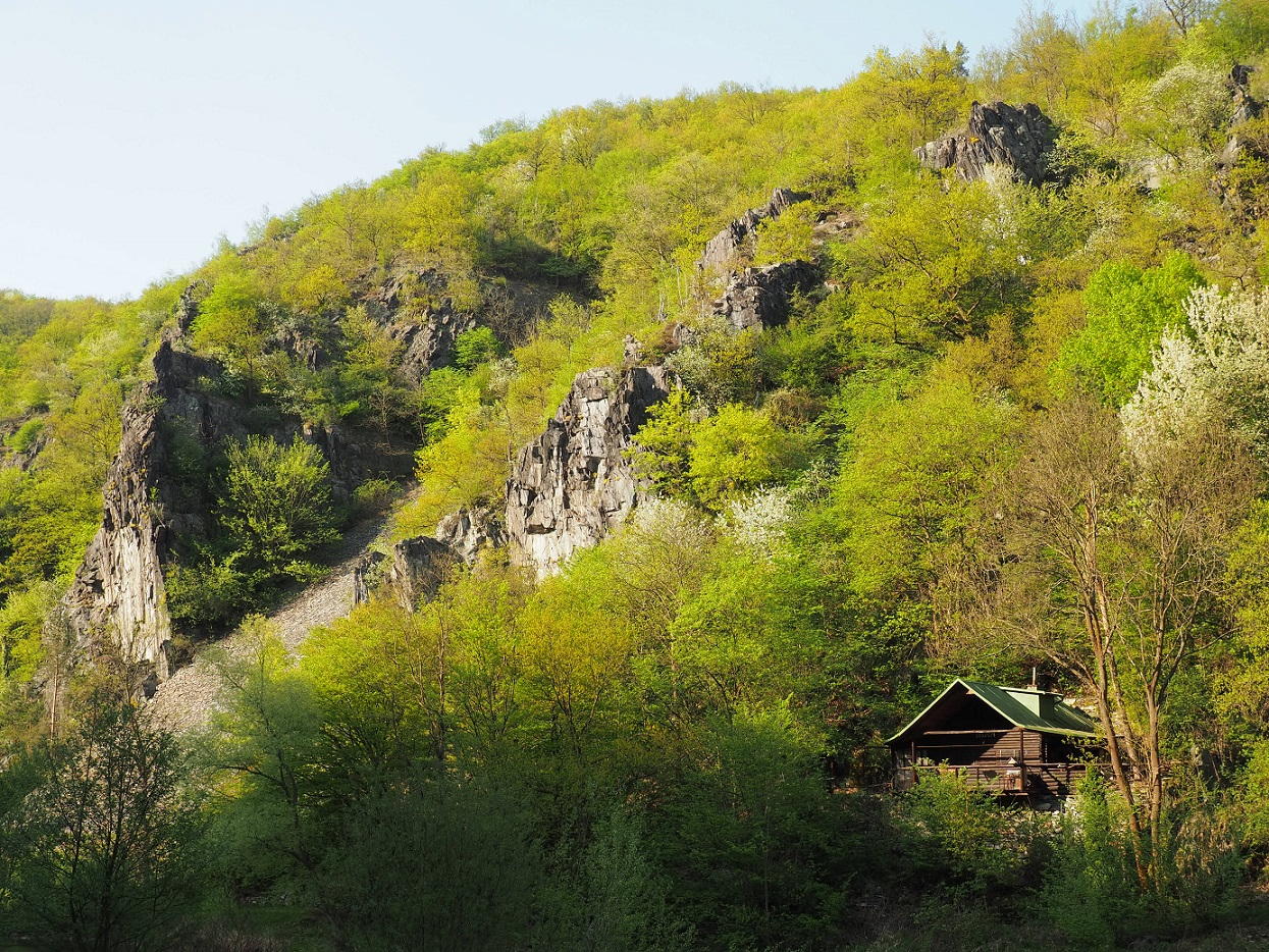 Paysage en République Tchèque