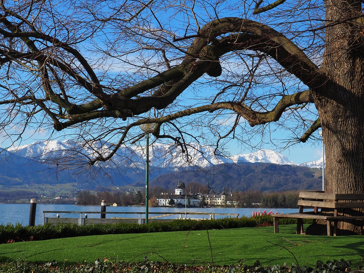 Gmunden and the Traunsee, Austria