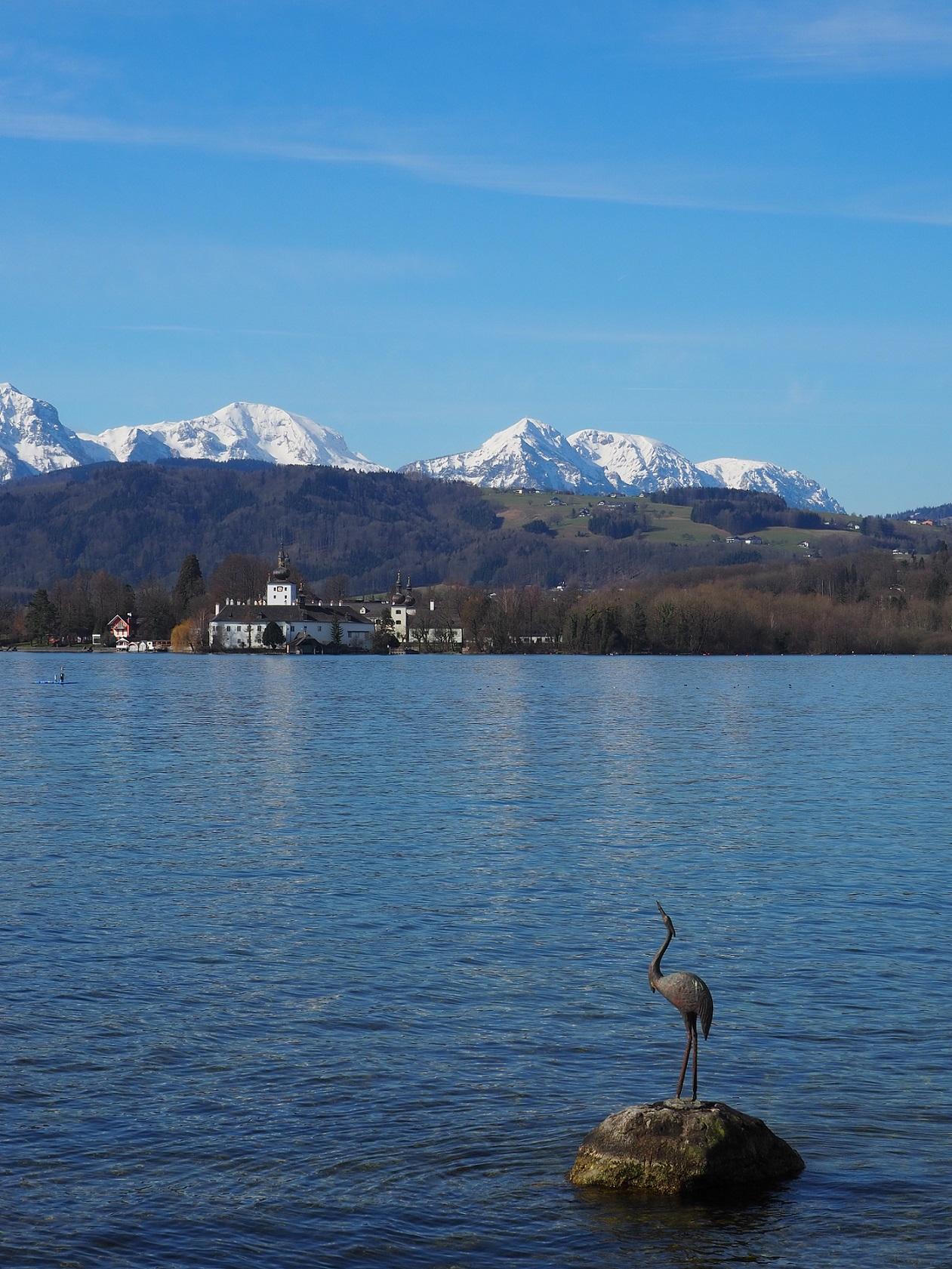 La Traunsee à Gmunden