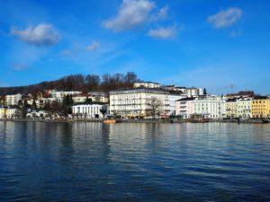 Balade à Gmunden le long de la Traunsee
