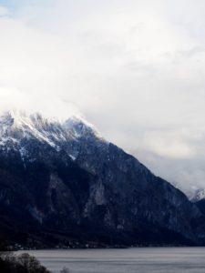 La Traunsee et ses montagnes alentours